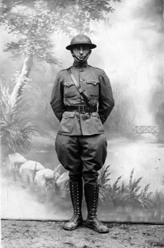 Harry S. Truman en la Primera Guerra Mundial
