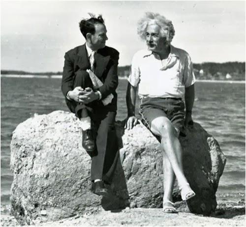 Disfrutando del sol y el mar en 1939