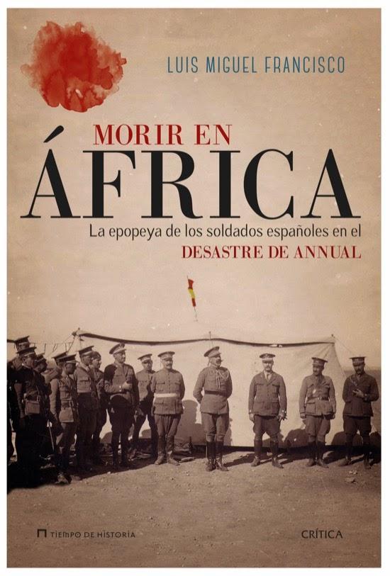 Morir en África, de Luis Miguel Francisco