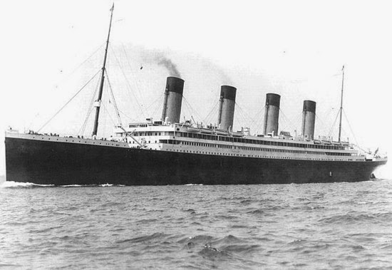 RMS Olympic