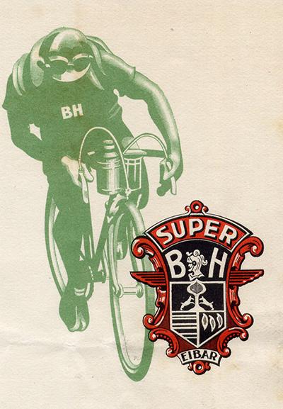 Beistegui Hermanos, fabricantes de bicicletas BH