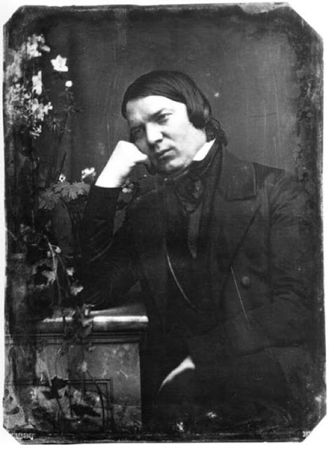 Robert Schumann, el compositor que no podía tocar el piano