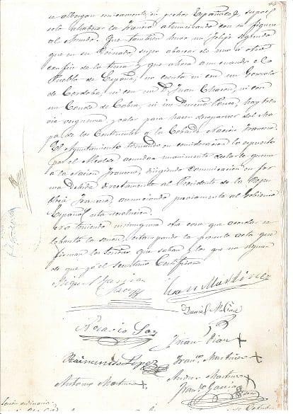 Líjar, el pequeño pueblo declaró la guerra a Francia y firmó la paz un siglo después