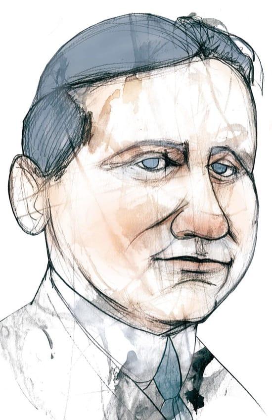 Mónico Sánchez el inventor de la máquina de rayos X portátil