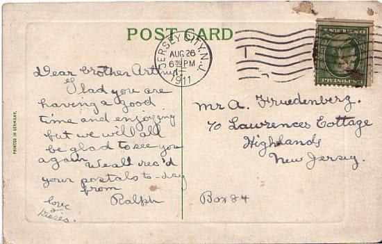 Origen de las tarjetas postales, el email del siglo XIX