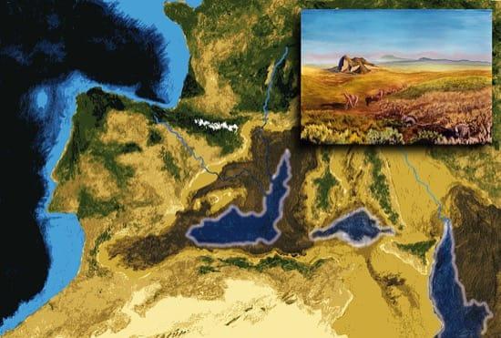 La Crisis del Messiniense, cuando se desecó el Mediterráneo