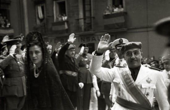 El Padre Nuestro que criticaba a Franco y su racionamiento