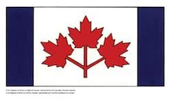 Propuesta de bandera para Canadá