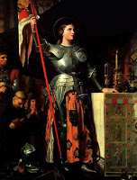 Juana de Arco no era francesa