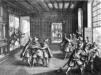La defenestración de Praga