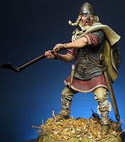 Los cuernos en los cascos vikingos