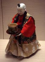 Los karakuri – El servidor de té