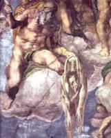 Miguel Ángel en el Juicio Final