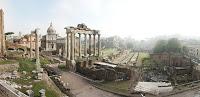 Las calles romanas