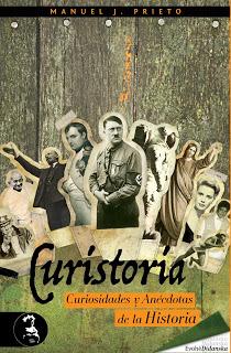 Curistoria, el libro, de nuevo