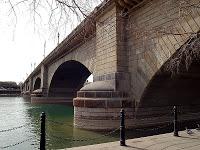El puente que cruzó el Atlántico
