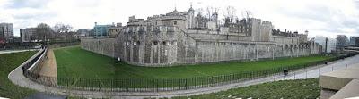 El zoo de la torre de Londres