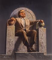 Asimov y la Clasificación Decimal de Dewey