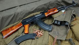 Kalashnikov, AK-47, el arma más mortifera