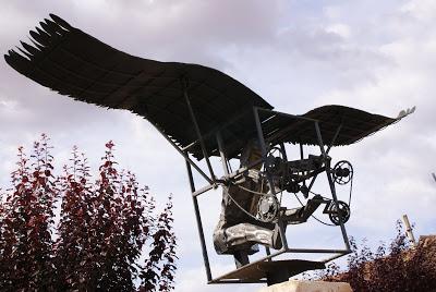 Diego Marín, un pionero del mundo de la aviación