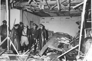42 intentos de atentado contra Hitler