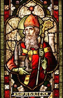 San Patricio, patrón de Irlanda, era inglés