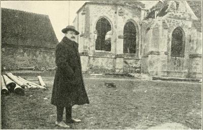 Historia de la guerra europea de 1914