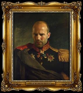 Tu retrato como general ruso de la época napoléonica
