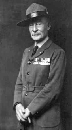 Baden-Powell o las mariposas del espía