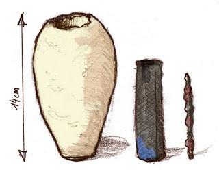 Las pilas o baterías de Bagdad