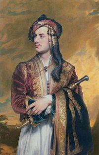 La colección de vellos púbicos de Lord Byron
