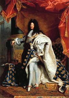 Los piojos de Luis XIV
