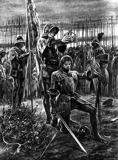 Enrique VII y la batalla de Bosworth