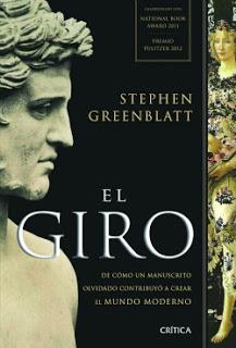 El Giro, de Stephen Greenblatt