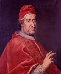 Clemente XI, los últimos serán los primeros