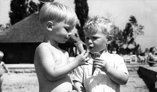 Quién inventó el cono de helado