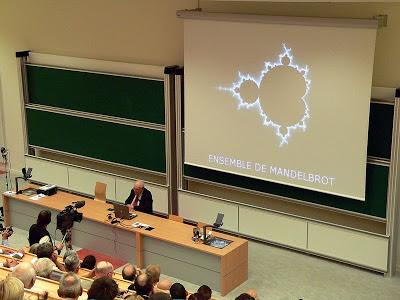 Mandelbrot, el matemático que no sabía multiplicar