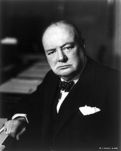 El buen oído de Winston Churchill