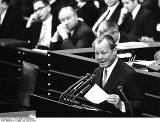 Willy Brandt y la metedura de pata con Mr. Mann