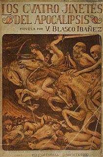 Vicente Blasco Ibáñez, el autor más vendido en EEUU