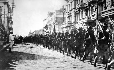 De cuando EEUU envió tropas a Rusia y fueron derrotadas