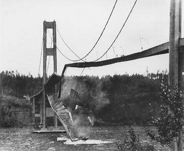 El puente de Tacoma Narrows