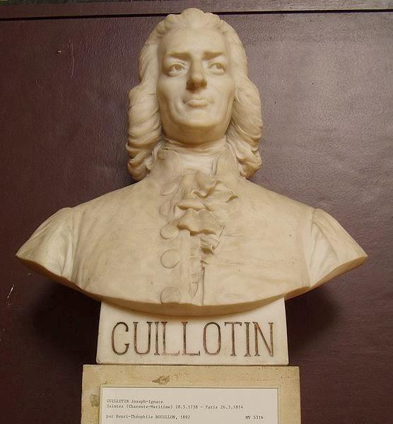 Joseph Guillotin era contrario a la pena de muerte