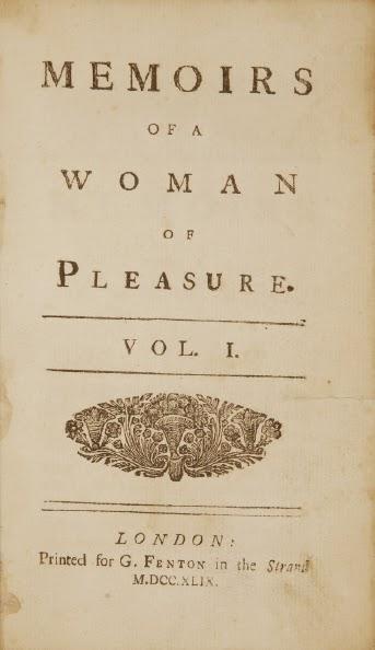 Fanny Hill, la primera novela pornográfica publicada