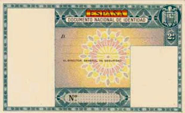 El Documento Nacional de Identidad, 70 años de historia