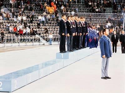 La medalla olímpica de baloncesto que EEUU se niega a aceptar