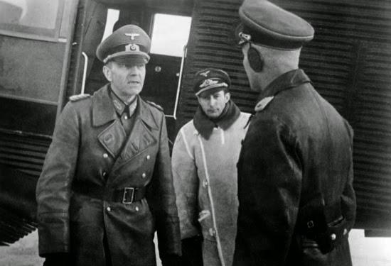 Paulus, el mariscal alemán que osó no suicidarse