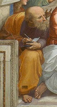 El mundo visto por creativos filósofos griegos