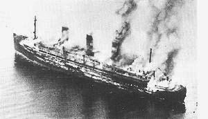 La catástrofe del Cap Arcona