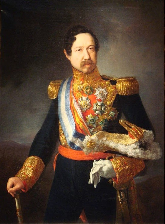Las pelotas de Narváez